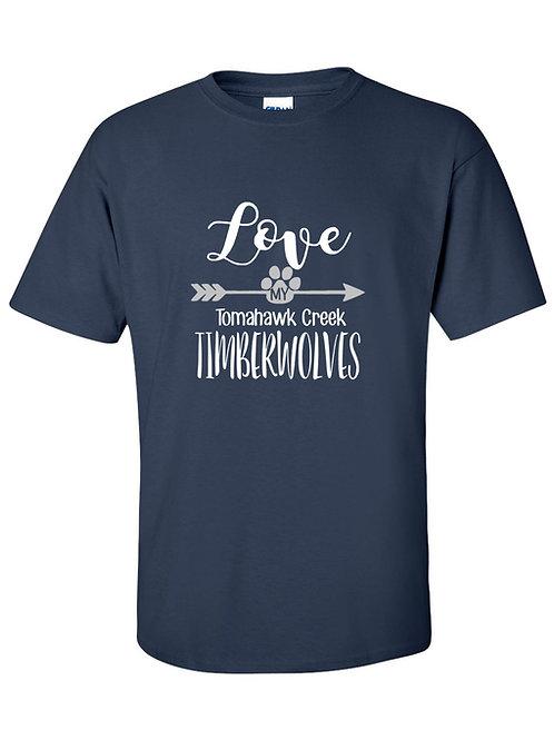 Love My Timberwolves