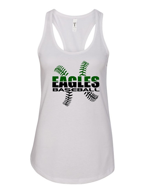 Eagles Baseball Dual Color Tank