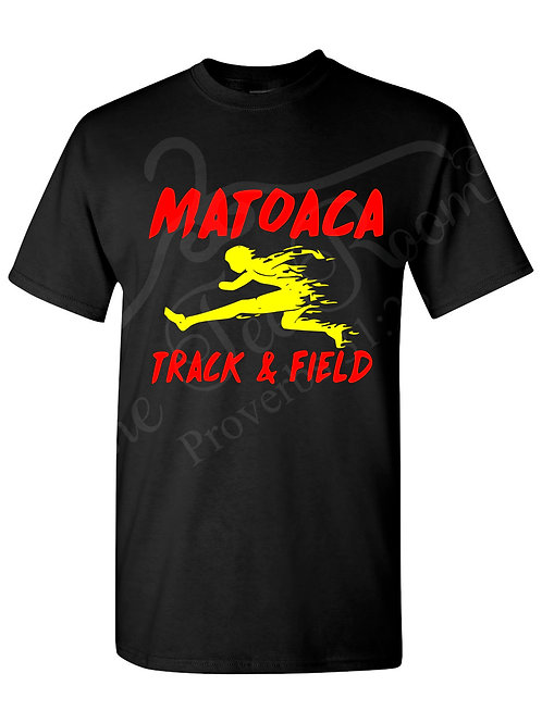 Matoaca Track and Field Tee