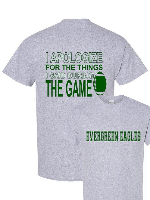 Eagles I Apologize Tee