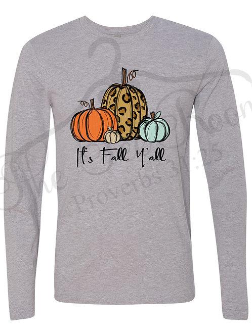 It's Fall Ya'll