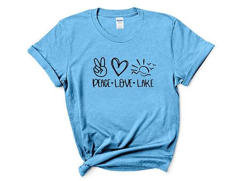 Peace Love Lake