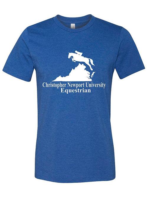 CNU Horse Jumper Tee