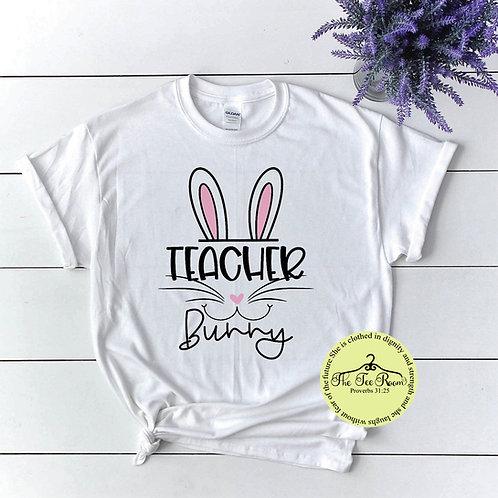 Teacher Bunny