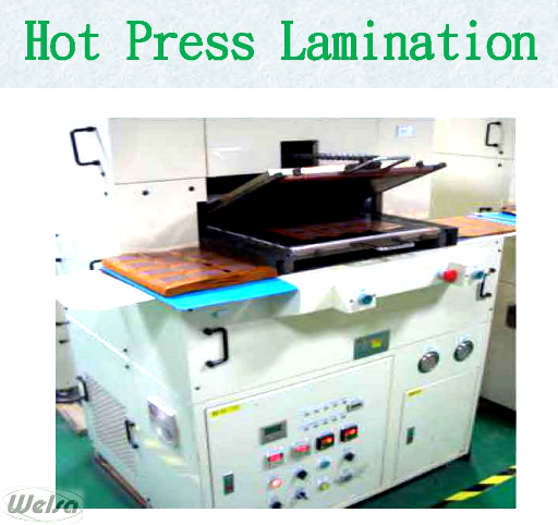 10 Hot Press Lamination Coverlayer