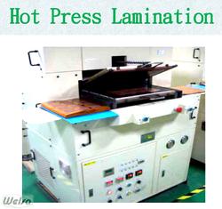 10 Hot Press Lamination Coverlayer