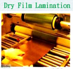 4 Dry Film Lamination