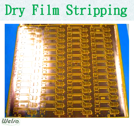 8 Dry Film Stripping