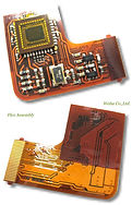 2 Layer Flexible PCB Assembly
