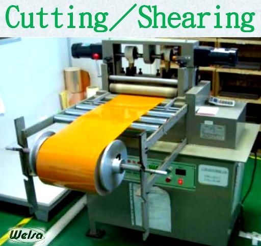 1Cutting Shearing