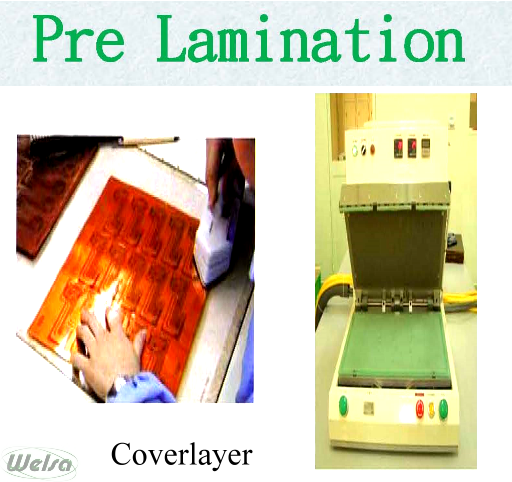9 Pre-lamination Coverlayer