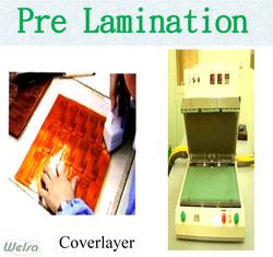 9 Pre-lamination Coverlayer