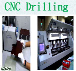 2 CNC Drilling