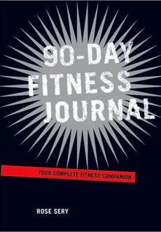 90-Day Fitness Journal