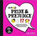 Emoji Pride & Prejudice, for when reading the classics without pictures just feels unbearable.
