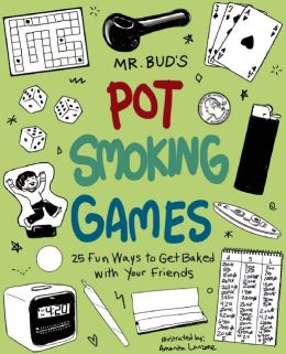 Mr. Bud's Pot Smoking Games
