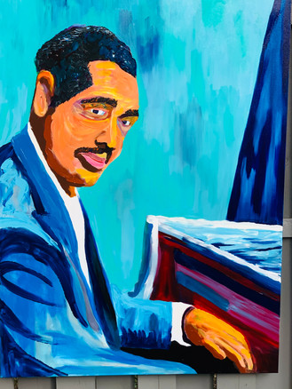 Duke Ellington - Commissioned by Southern Blues Restaurant