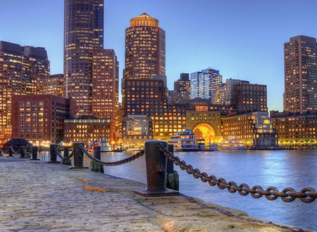 Boston - The Number One Global Performer in Innovation