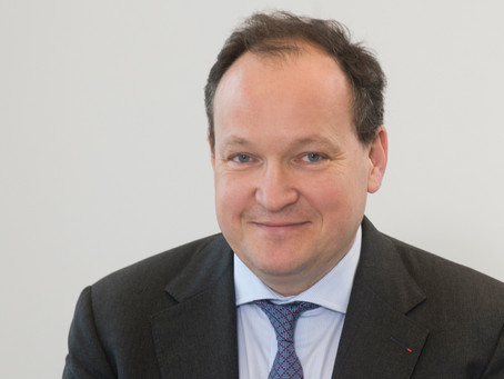 CIS Interview: Vice President Ambroise Fayolle, the European Investment Bank
