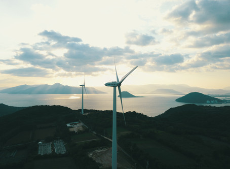 Shizen Energy: We take action for the Blue Planet