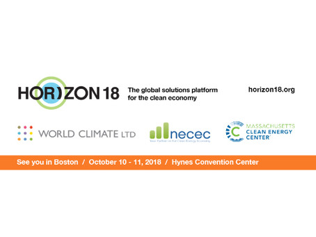 Horizon18 has officially started!