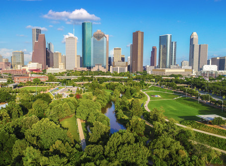 Houston: Energy Capital Poised to Lead Transition to Renewables