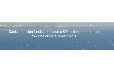 Driving a New Climate Investment Wave Ahead of COP25