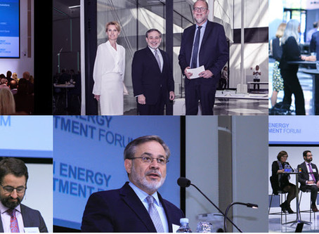 Strong Support for Global Clean Energy Investment at CEIF