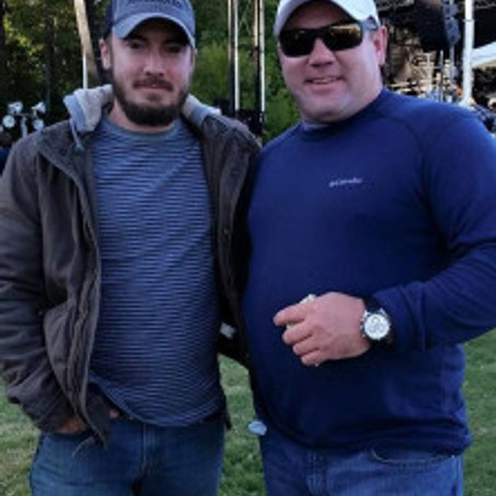 From Macon, a son follows his father's path in movie production