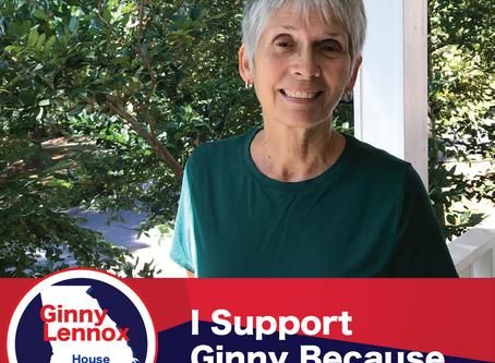 Kathy Downey, Cherokee County Resident
