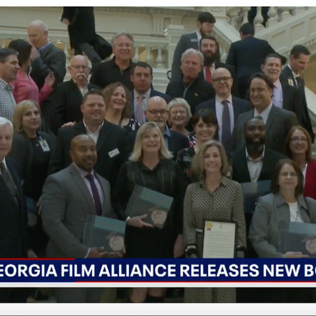 Georgia Film Alliance Releases New Book