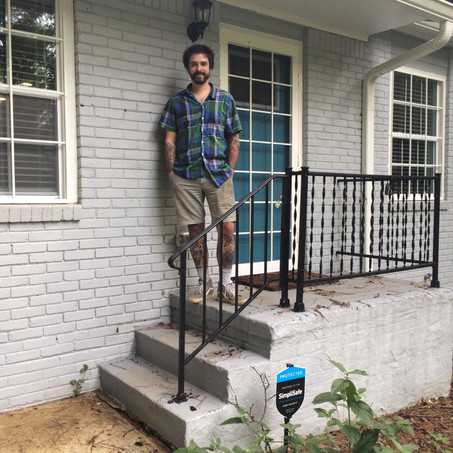 Gwinnett County resident trades low-paying jobs for grip work