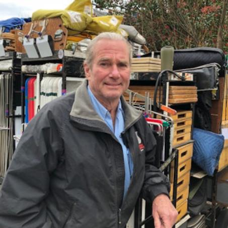 Film industry veteran spreads the wealth in Macon