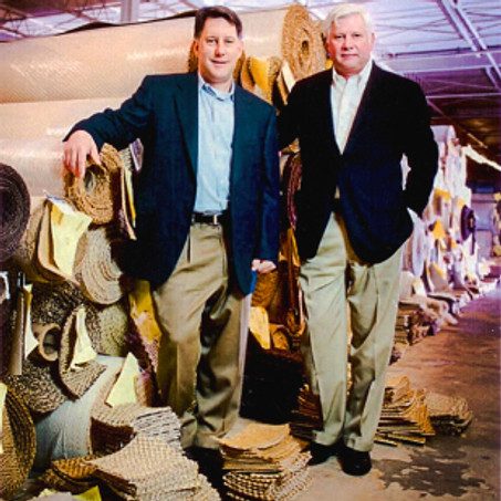 Film industry gives a boost to family-owned carpet company