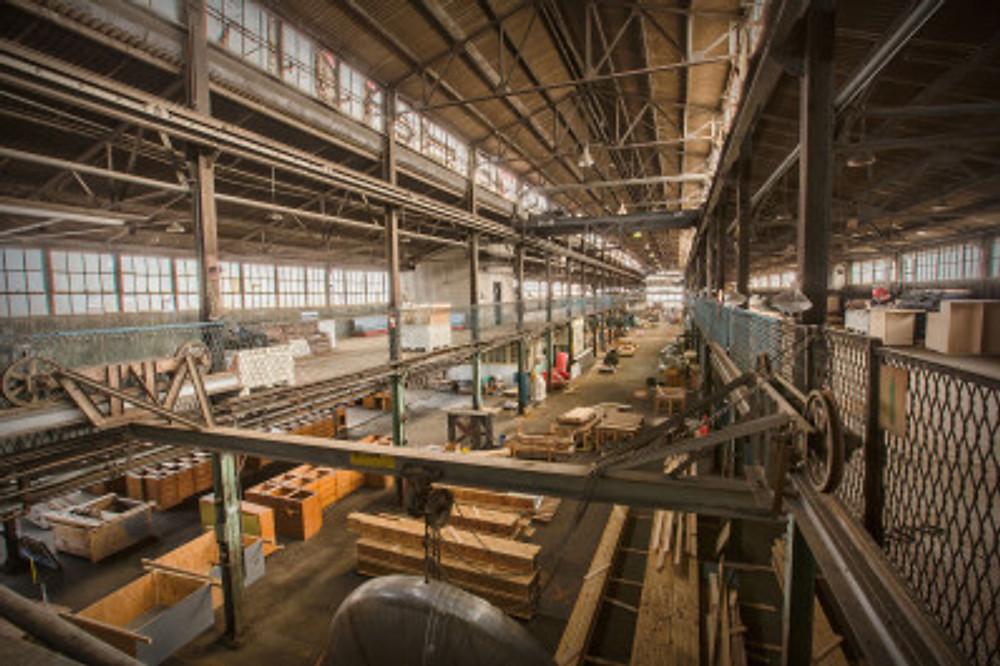 LBC Warehouse Interior