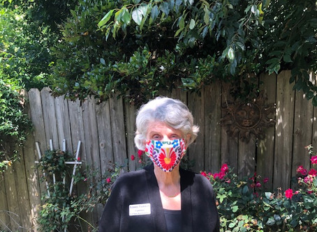 'New Campaign Encourages Masks Be Worn in Cherokee County'