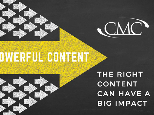 The Right Content Can Have A Big Impact