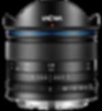 Lens option for DJI Inspire 2 drone