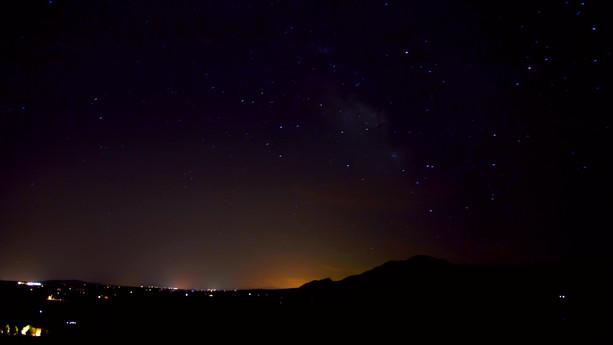 Timelapse DeFlicker-Prescott Stars