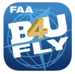 FAA Releases B4UFLY Smartphone App