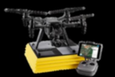 DJI RTK 210 Matrice Drone and Control