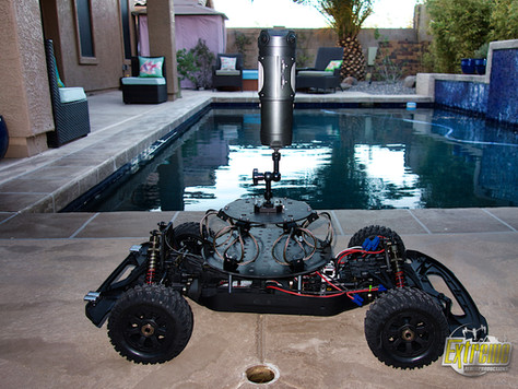 drone video equipment, arizona, extreme aerial productions