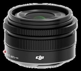 DJI Inspire 2 drone lens image