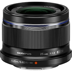 Olympus 25mm lens for DJI Inspire 2 drone