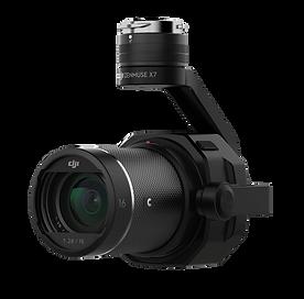DJI Inspire 2 drone Prime Lense 16mm