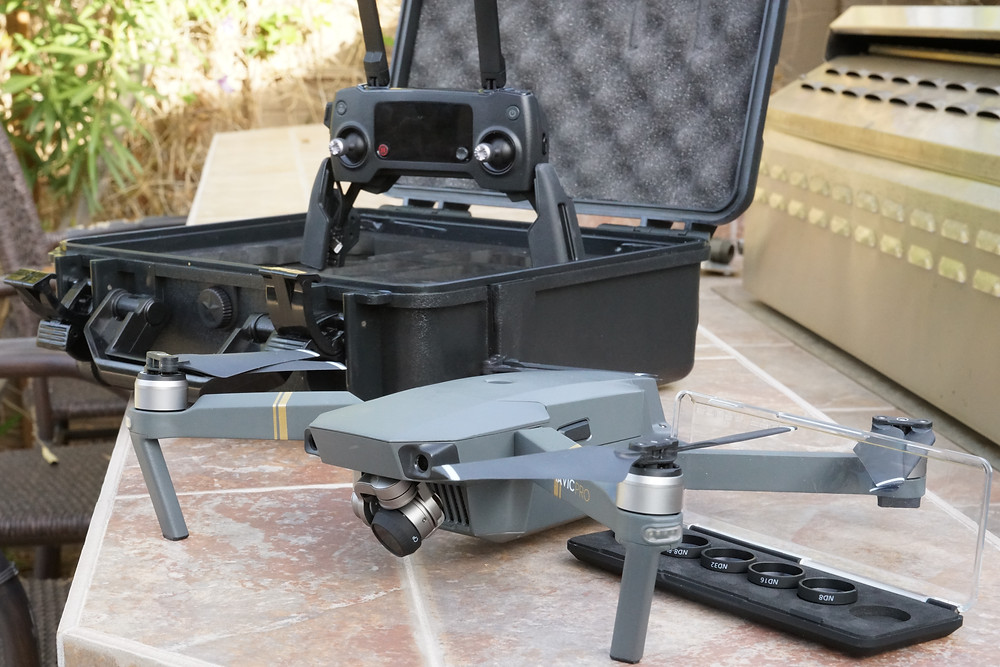 Mavic Pro Polar Pro filters by extreme aerial productions