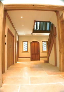 Main entrance & Hallway