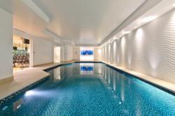 Custom swimming indoor swimming pool