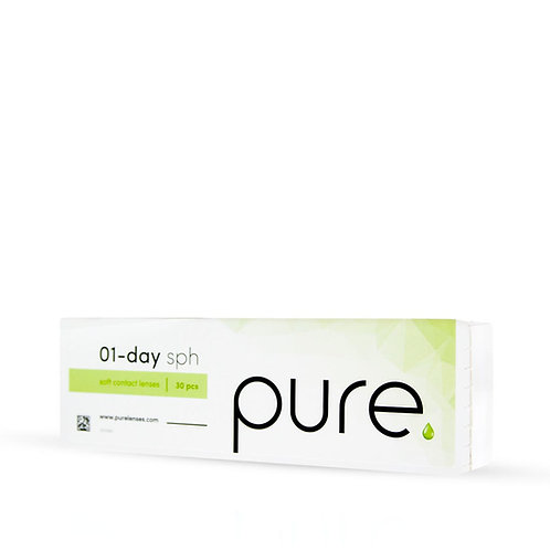 Pure 1-day 30-pack
