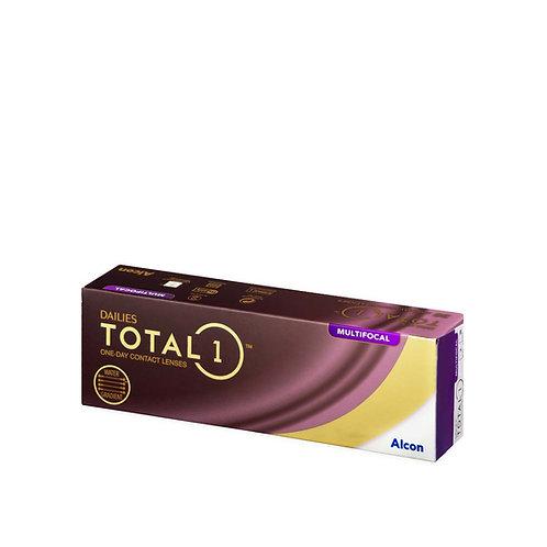 Dailies Total 1 Multifocal 30-pack